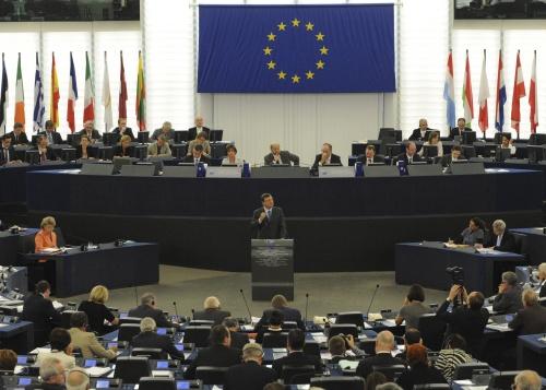 La centralit del parlamento europeo for Rassegna stampa parlamento