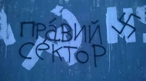 I compagni, i fascisti e la questione ucraina