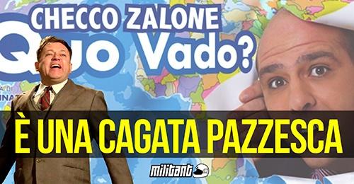 L'Italia liberista di Zalone